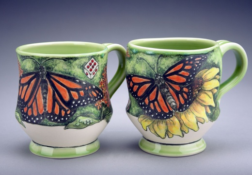 monarch cups